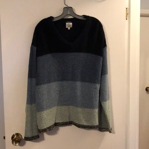 Cousin Johnny vee neck sweater